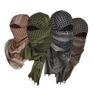 5ive Star Desert Scarf Tan and Brown