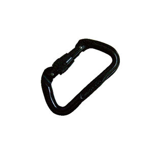 5ive Star Gear Omega Pacific Screwlok Carabiner Aluminum Black