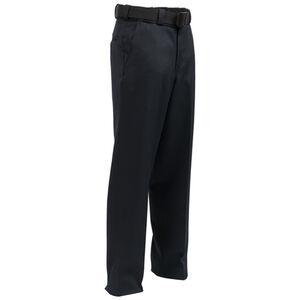 Elbeco TEXTROP2 Men's 4 Pocket Pants Size 33 Polyester Serge Weave Midnight Navy