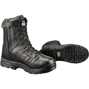 """S.W.A.T. Metro Air 9"""" Men's 9W Water Proof Leather Blk"""