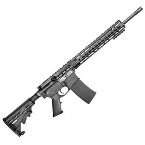 "CORE15 KeyMod Scout AR-15 Semi Auto Rifle 300 AAC 16"" Barrel 30 Rounds 12.5"" KeyMod Handguard Collapsible Stock Black"