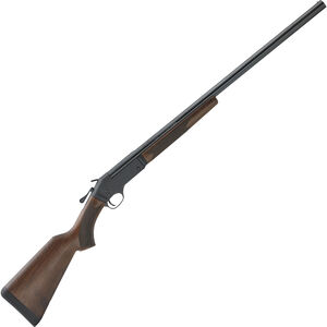 "Henry Repeating Arms .410 Bore Single Shot Break Action Shotgun 26"" Barrel 1 Round Brass Bead Front Sight Walnut Stock Blued Finish"