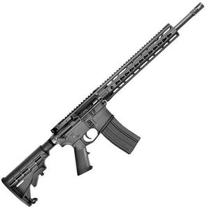 "Core15 M4 Scout Semi Auto Rifle .223 Rem/5.56 NATO 16"" Barrel 30 Rounds CORE15 Keymod 12.5"" Rail Polymer A2 Grip CORE15 Six Position Retractable Stock Black 11881"