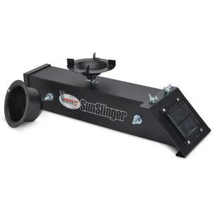 American Hunter Sun Slinger Kit Digital Clock Timer and 6 Volt Solar Charger Black 30580