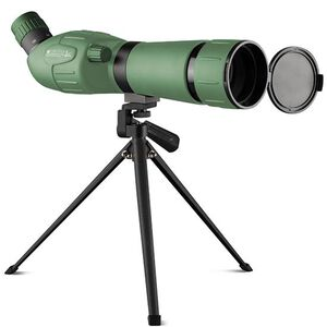 Konus KonuSpot-60C 20-60x60mm Spotting Scope with Tripod Green