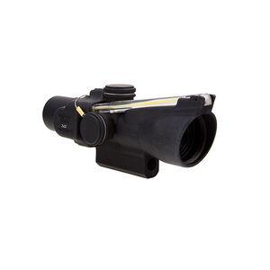Trijicon TA47-6 ACOG 2x20mm Compact Rifle Scope Amber Dot Reticle Dual Illumination Matte