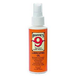 Hoppe's Lubricating Oil 4oz Pump Bottle