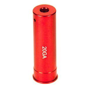 JE Machine Laser Boresighter 20 Gauge Red