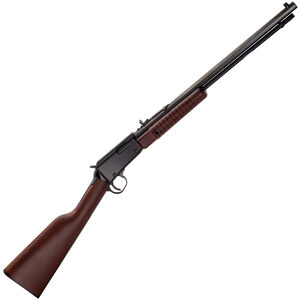 """Henry Repeating Arms Octagon .22 Magnum Pump Action Rimfire Rifle 20.5"""" Octagon Barrel 12 Rounds American Walnut Stock Blued Finish"""