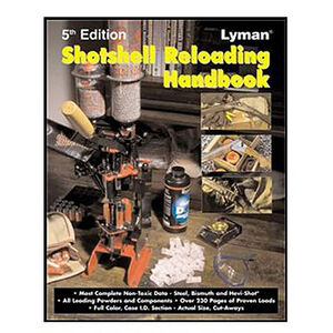 Lyman Shotshell Reloading Handbook 5th Edition 9827111