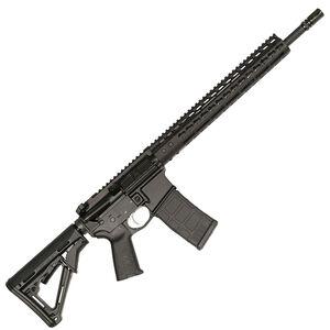 """Noveske Gen 1 Light Recce Rouge Hunter AR-15 Semi-Auto Rifle 5.56 NATO 16"""" Barrel 30 Round NSR 13.5"""" KeyMOd Compatible Hand Guard FSB Magpul Collapsible Stock Matte Black"""