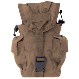 5ive Star Gear MOLLE 1qt Canteen Pouch Coyote