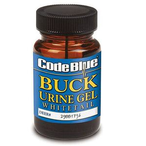Code Blue Whitetail Buck Urine Gel 2 Ounce