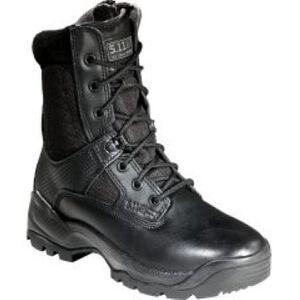 """5.11 Tactical Women's A.T.A.C. 8"""" Boot Size 7.5 Regular Black 12007"""