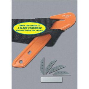 Emergency Medical International Lifesaver II Seatbelt Cutter 4002