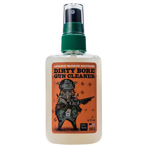 Advance Warrior Solutions Dirty Bore Gun Cleaner 4oz Applicator Bottle
