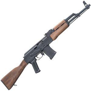 "Chiappa RAK-22 Semi Auto Rimfire Rifle .22 LR 17.25"" Barrel 10 Rounds Adjustable Military Style Sights Polymer Pistol Grip Wood Stock/Forend Matte Black Finish"