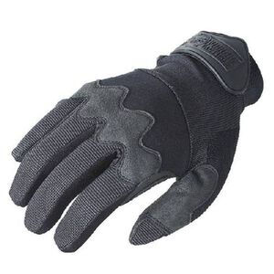 VooDoo The Edge Shooter's Gloves Leather Medium Black