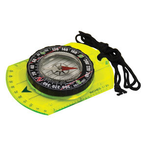 Ultimate Survival Technologies Hi Vis Waypoint Map Compass 20-12130