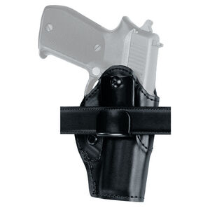 Safariland Model 27 IWB Holster Right Hand Fits Colt 1911 Commander Synthetic Suede Black