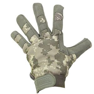 Voodoo Tactical Crossfire Gloves Synthetic Leather/Nylon XL Army Digital 20-912075096