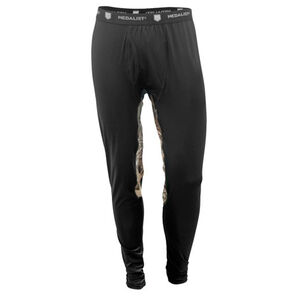 Medalist Men's Performance Insulating Pants Polyester/Spandex Large Black/Camo M4575RTBLL