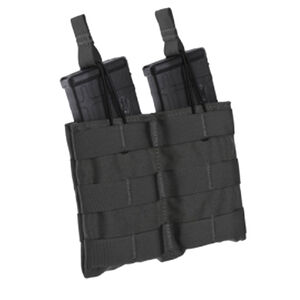 Tac Shield AR-15 Double Speed Load Rifle Magazine Pouch Nylon Black T3507BK