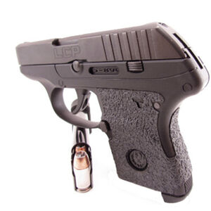 TALON Grips Ruger LCP Rubber Adhesive Grip Black 501R