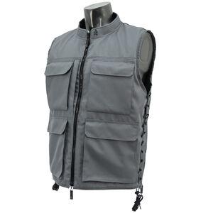 UTG True Hunter Male Sporting Vest (M to XL), Gray/Black