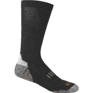 5.11 Tactical Year-Round OTC Socks Large to Extra Large Coyote 10013