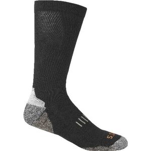 5.11 Tactical Year-Round OTC Socks Small to Medium Black 10013
