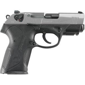 "Beretta PX4 Compact 40 S&W 3.27"" Bbl 10rds Polymer Inox/Blk"