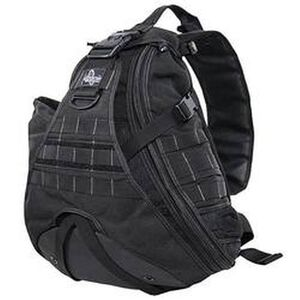 "Maxpedition Monsoon Gearslinger Backpack 18""x15""x6"" Nylon Black"