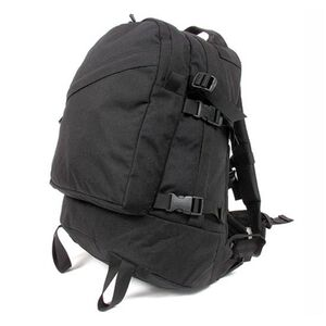 BLACKHAWK! 3-Day Assault Backpack Black 603D00BK