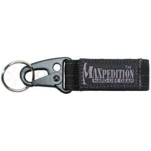 Maxpedition Hard Use Gear Keyper Black