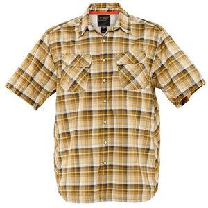 5.11 Tactical Slipstream Covert Short Sleeve Nylon/Poly Blend Shirt Small Bronze 71355