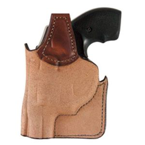 Bianchi 152 Pocket Piece Holster Ruger LCP .380 ACP Plain Tan  Right Hand