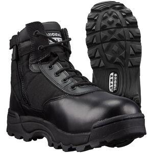 "Original S.W.A.T. Men's Classic 6"" Side-Zip Boots 11.5 Black"