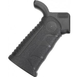 XTech Tactical AR-15 Heavy Texture ATG Adjustable Tactical Grip Polymer Black