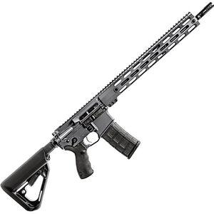 "BCI Defense SQS15 Pro Series 300 AAC Blackout 16"" Barrel Gray/Black"