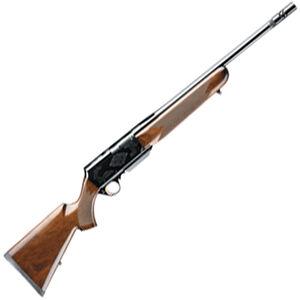 "Browning BAR Safari Semi Automatic Rifle with BOSS .30-06 Springfield 22"" Barrel 4 Rounds Gloss Finish Walnut Stock Blued Finish"