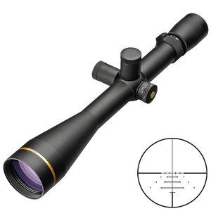 Leupold VX-3i 6.5-20x50 Rifle Scope Varmint Hunters Non-Illuminated Reticle 30mm Tube .25 MOA Adjustment Side Focus Parallax Second Focal Plane Matte Black Finish 170715