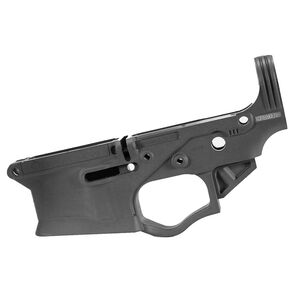 American Tactical Imports AR-15 Omni Hybrid Maxx Stripped Lower Receiver Multi Caliber Metal Reinforced Polymer Construction Battlefield Green