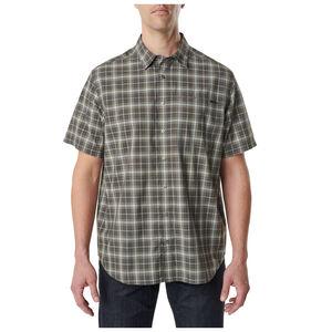 5.11 Tactical Hunter Plaid Short Sleeve Shirt