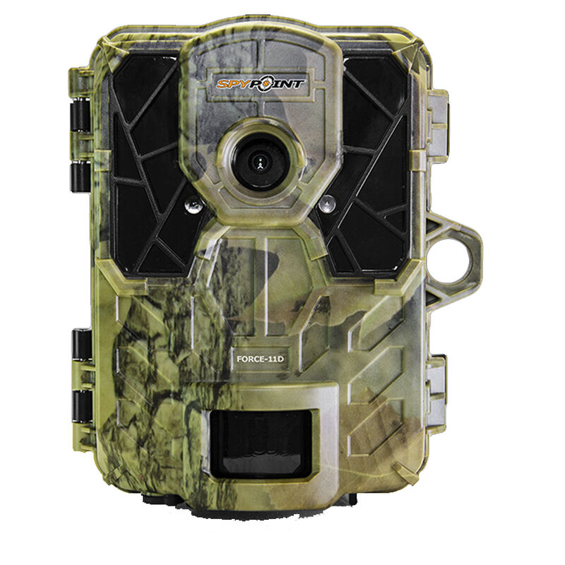 Spypoint Force-11D Game Camera 11 MP 6 AA Batteries