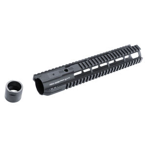 "HERA Arms USA 7Six2 .308 AR 12"" IRS Integrated Rail System Free Float Picatinny Quad Rail High Quality Aluminum Matte Black Finish"