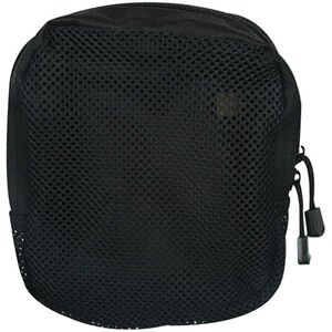 Fox Outdoor Mesh Organizer Pouch Black 56-171