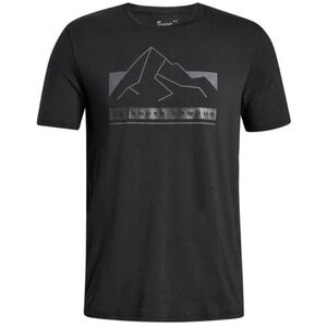 Under Armour UA Mountain Icon Men's Graphic T-Shirt Cotton Blend