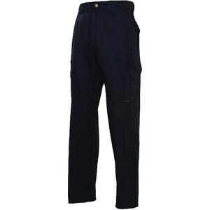 """Tru-Spec 24-7 Series Men's Tactical Pants Cotton Canvas 40"""" Waist 32"""" Inseam Black 1073008"""