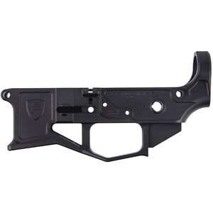 Fortis Manufacturing License AR-15 Stripped Lower Receiver 5.56 NATO 7075-T6 Billet Aluminum Anodized Black